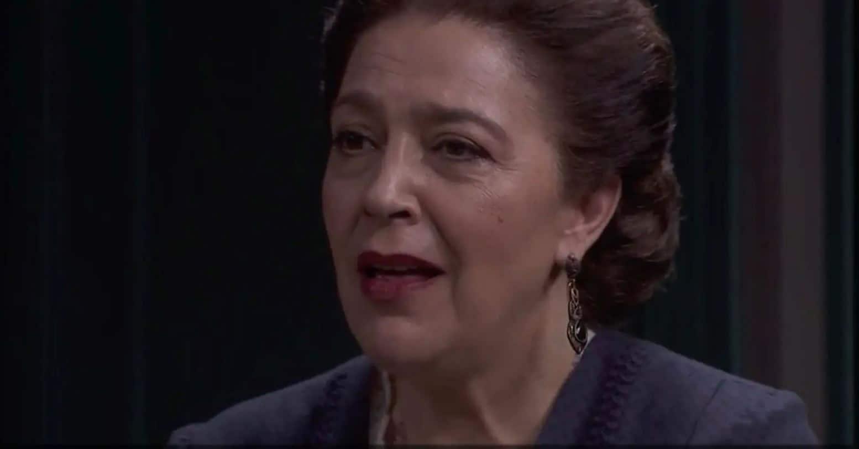 Il segreto anticipazioni: che fine ha fatto Francisca? Scomparsa anche dal padiglione