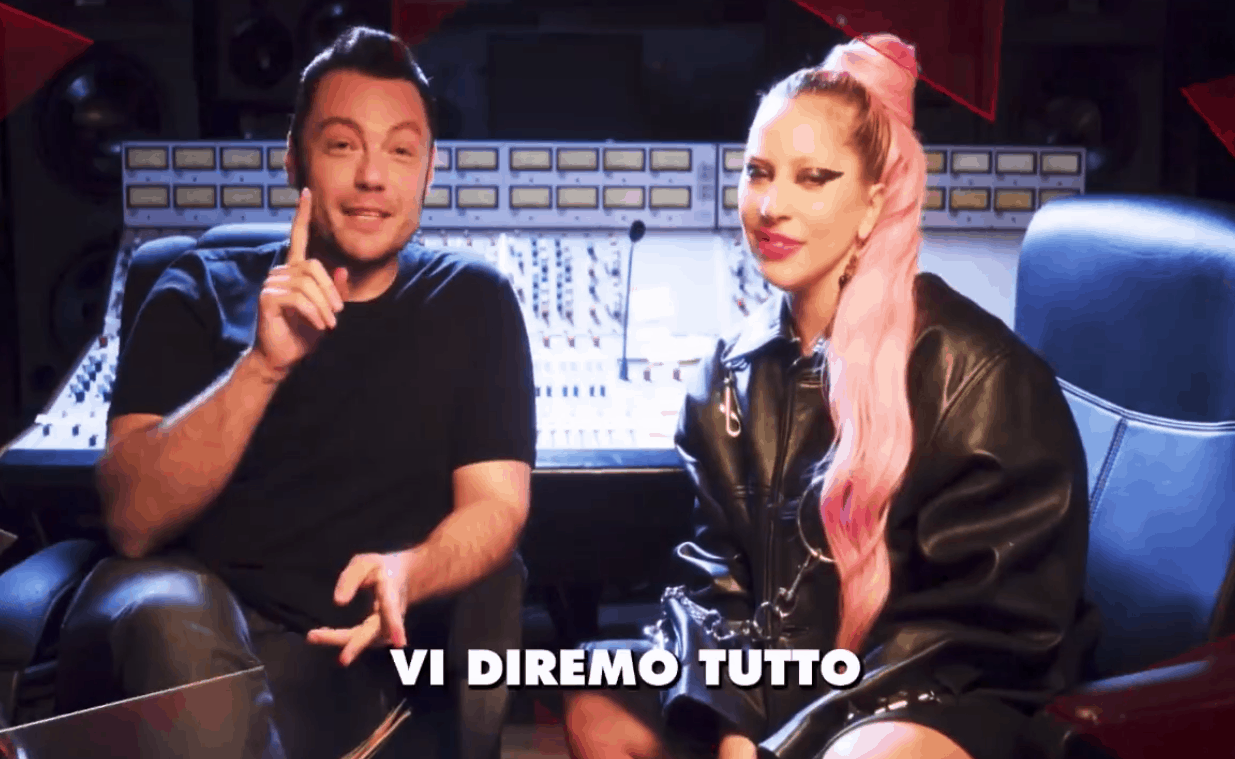 Tiziano Ferro intervista Lady Gaga: quando e dove vedere i due artisti insieme