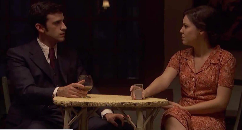 Il segreto anticipazioni: Alicia provoca Matias, Tomas offende Marcela