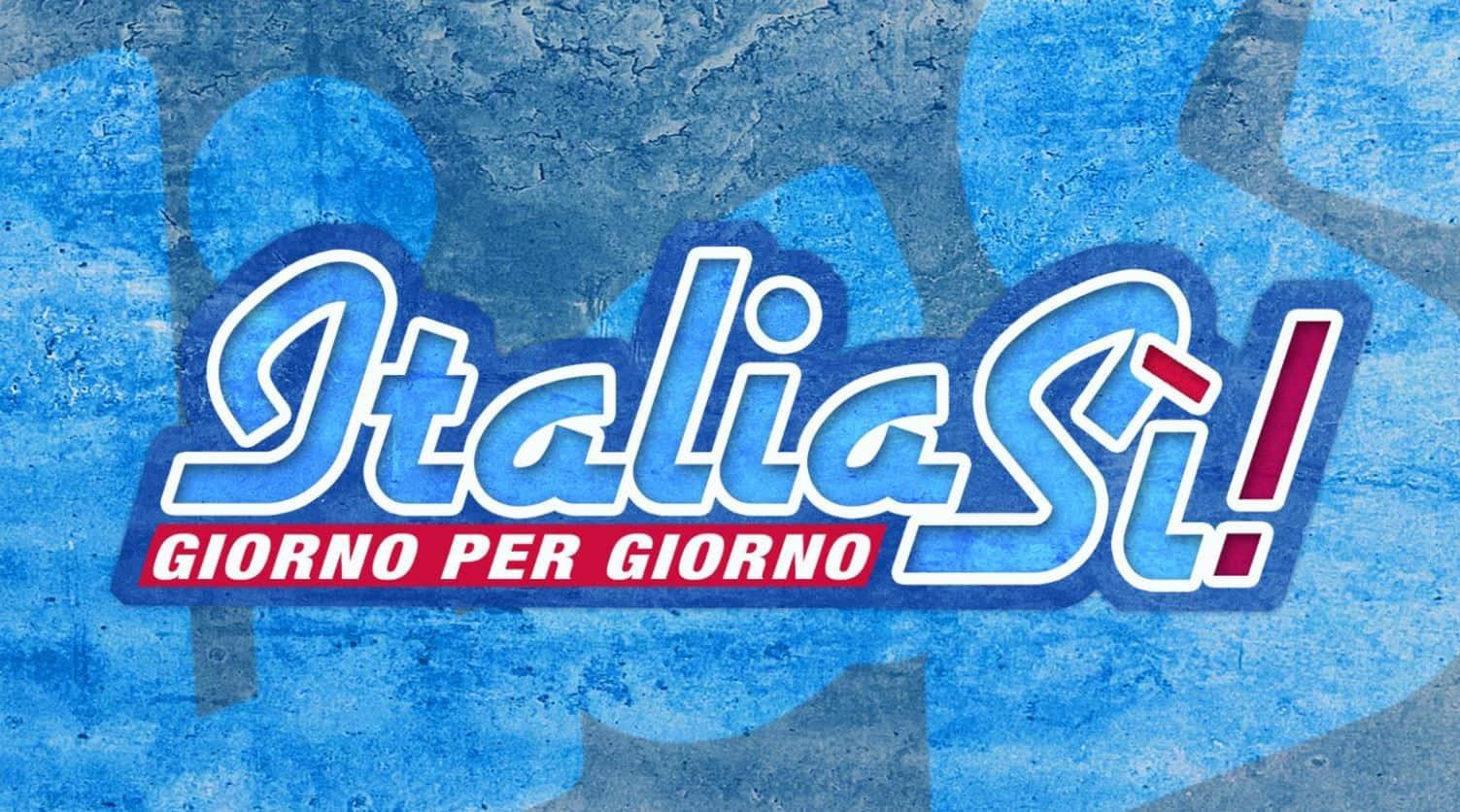 Italia sì giorno per giorno: da lunedì parte la nuova avventura di Rai 1 e Marco Liorni