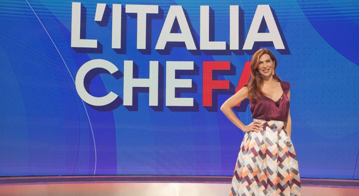 L'Italia che fa è il nuovo programma di Rai 2 con Veronica Maya: la prima settimana