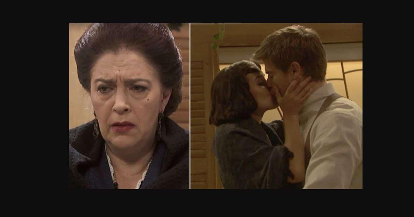 Il segreto anticipazioni: Rosa si concede ad Adolfo, si sposeranno?