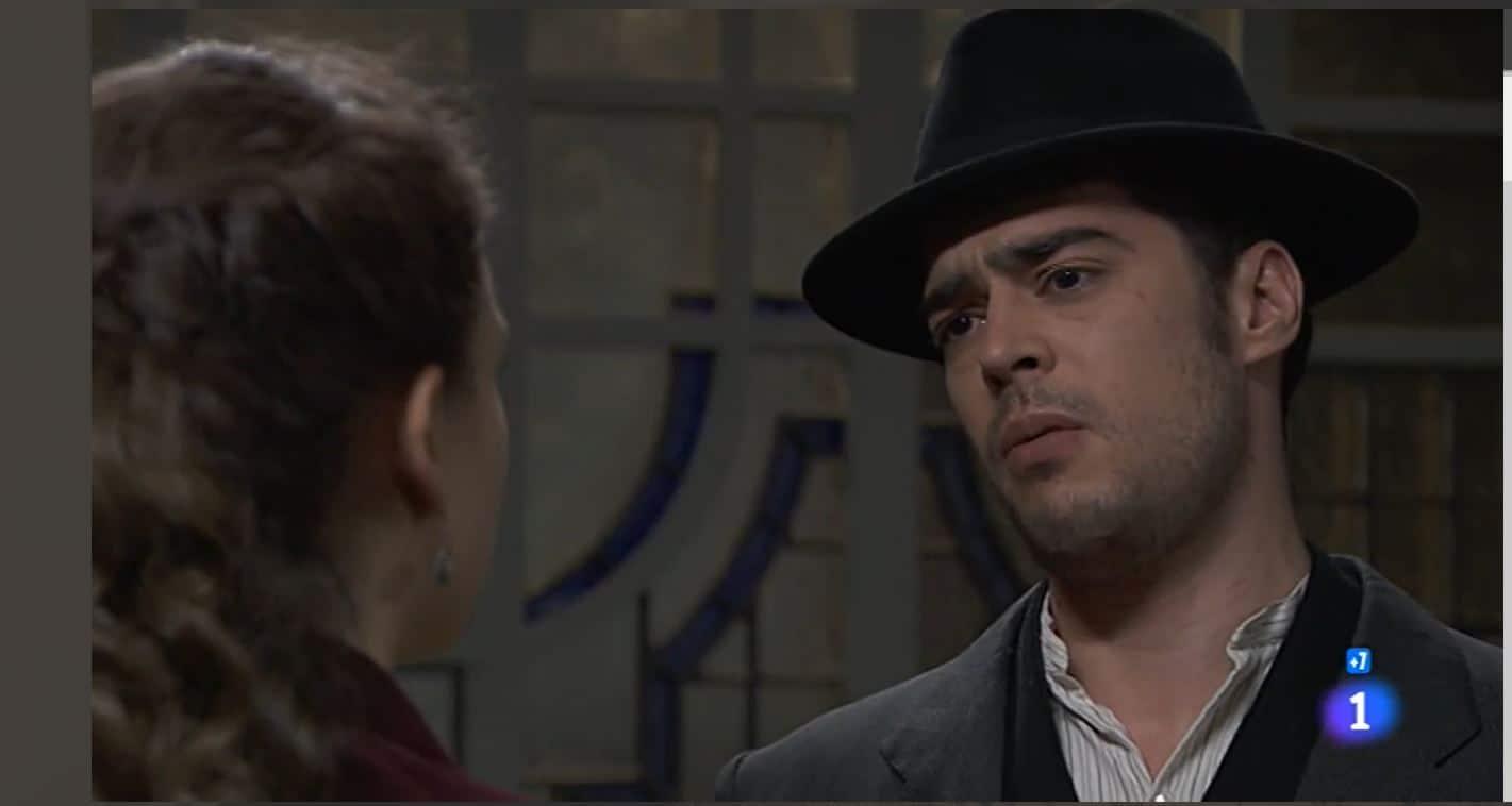 Una vita anticipazioni: Ariza minaccia Genoveva, Cinta cerca marito