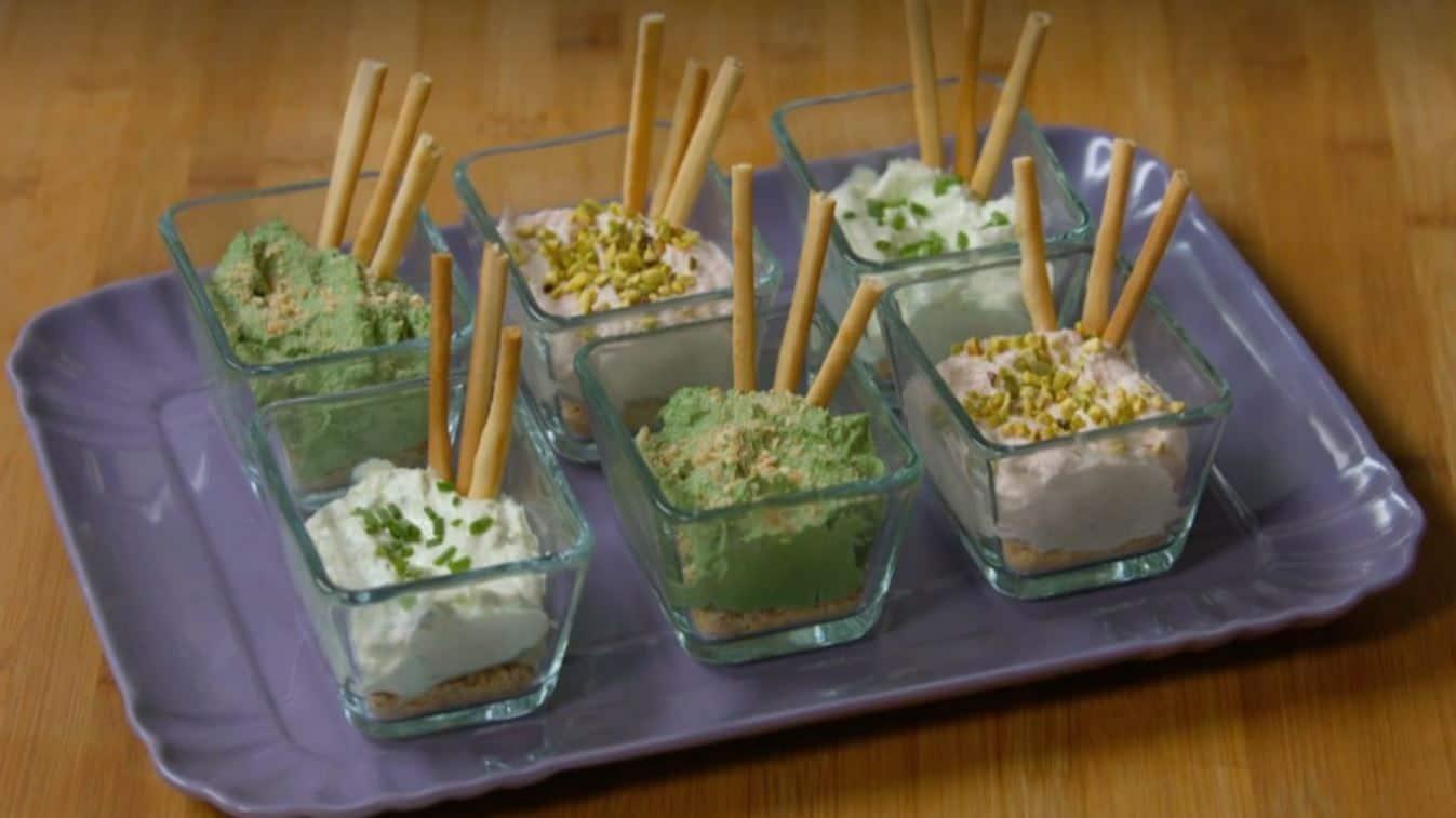 Ricette Benedetta Rossi: facciamo monoporzioni salate con base croccante