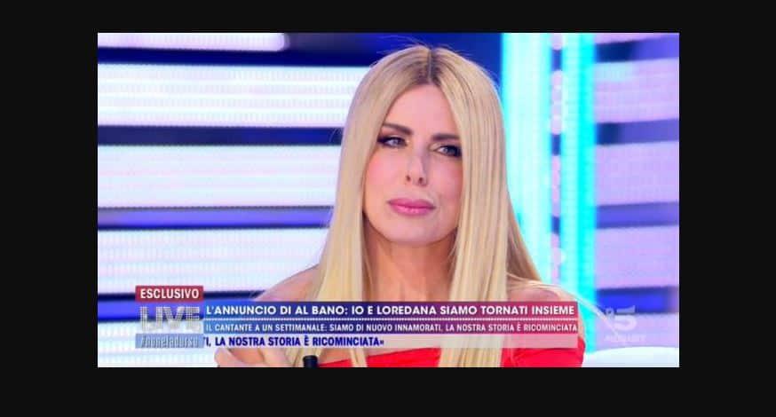 Loredana Lecciso e Al Bano quarantena d'amore per ritrovarsi: la confessione a Live