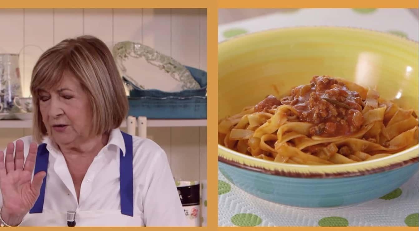 Il ragù alla bolognese di Anna Moroni per Ricette all'italiana