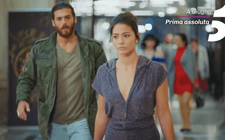 soap opera canale 5