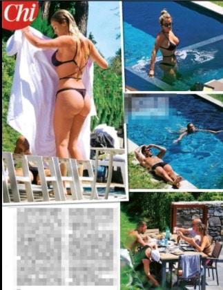 Diletta Leotta in bikini nero, la sua prova costume è mozzafiato (Foto)