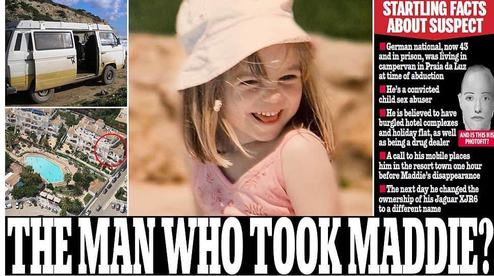Svolta nel caso della piccola Maddie McCann: un tedesco sospettato per il suo omicidio