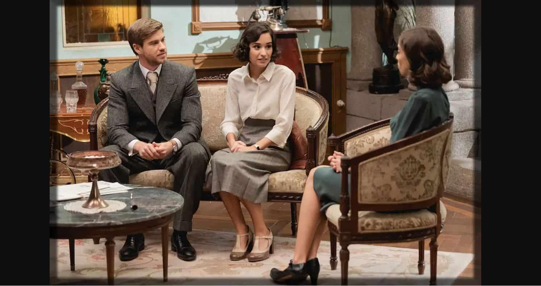 Il segreto anticipazioni: Marta vedova, starà a guardare mentre Rosa e Adolfo si sposeranno?