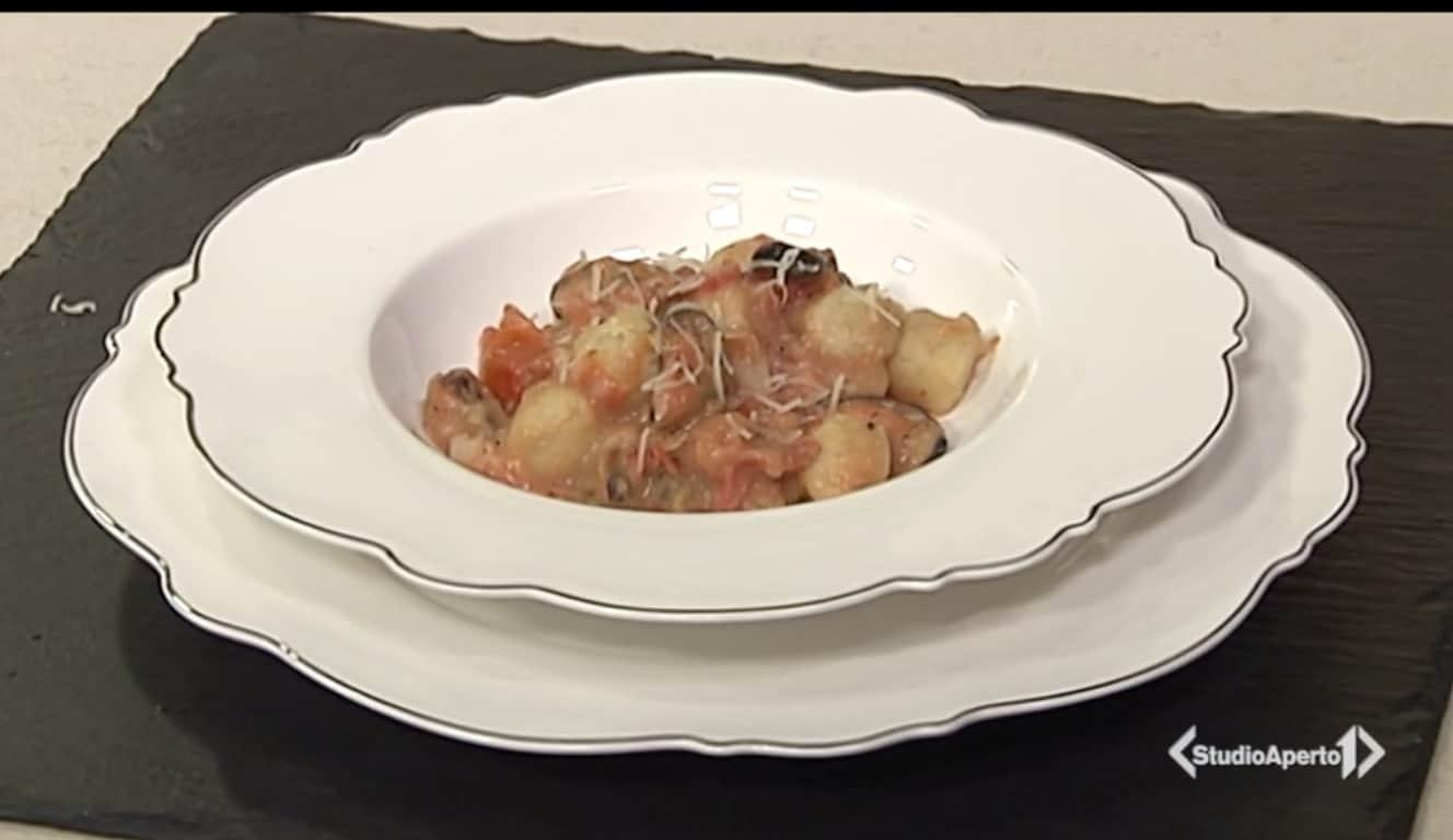 La ricetta degli gnocchetti cozze e fagioli di Cotto e Mangiato