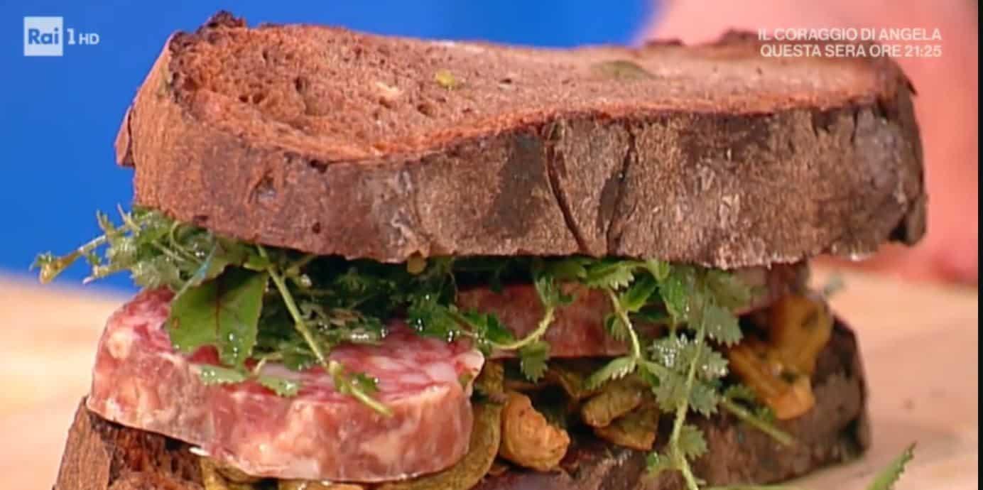 Gabriele Bonci ci dà la ricetta del pane rosso con salame