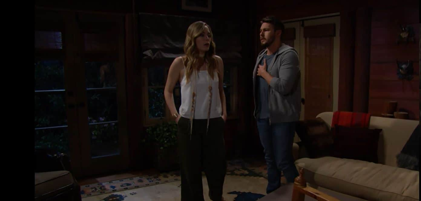 Beautiful anticipazioni: Hope pronta a lasciare Liam, Brooke vuole fermarla