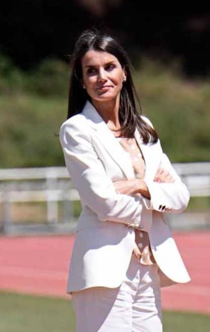 Letizia Ortiz: tornano i suoi look perfetti e di tendenza (Foto)