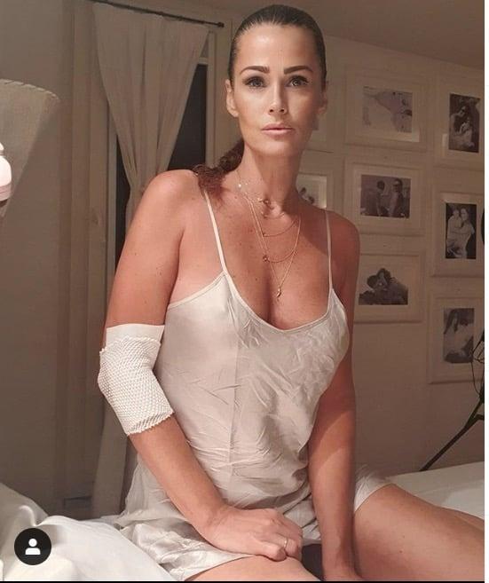 """Samantha De Grenet in attesa di un'altra operazione: """"Mi sono fatta veramente male"""" (Foto)"""