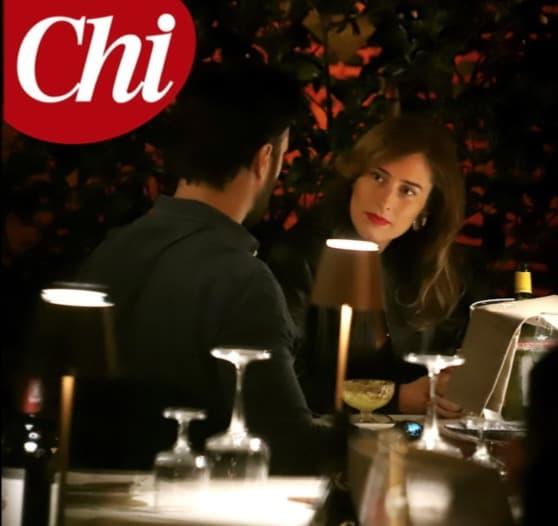 Giulio Berruti e Maria Elena Boschi a cena insieme ma non ammettono la storia d'amore (Foto)