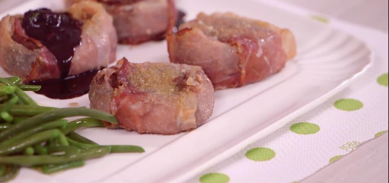 Nuove Ricette all'italiana: filetti di manzo in camicia di speck di Anna Moroni