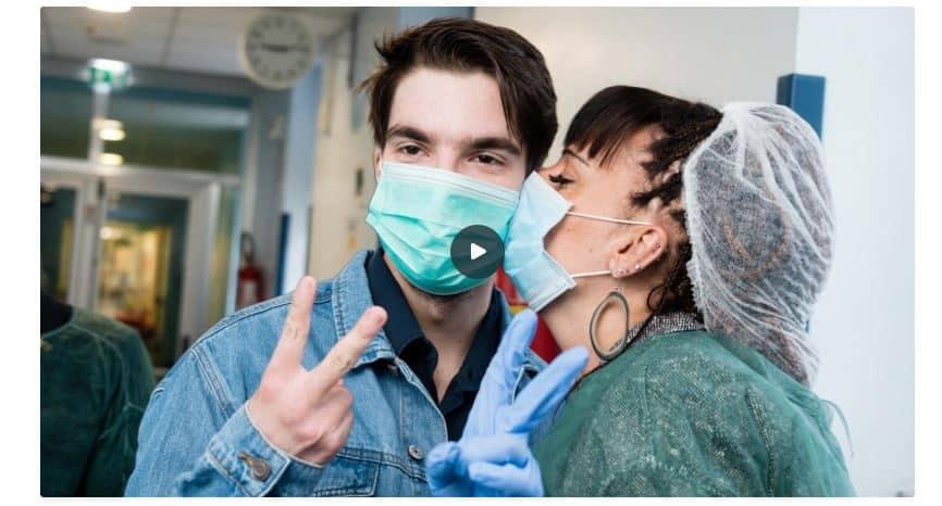 Senza respiro stasera su Rai 2: viaggio nel cuore del paese colpito dal coronavirus