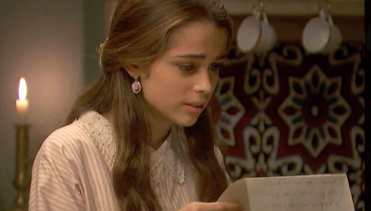 Il segreto anticipazioni: Carolina sta per essere scoperta. Francisca ha i giorni contati