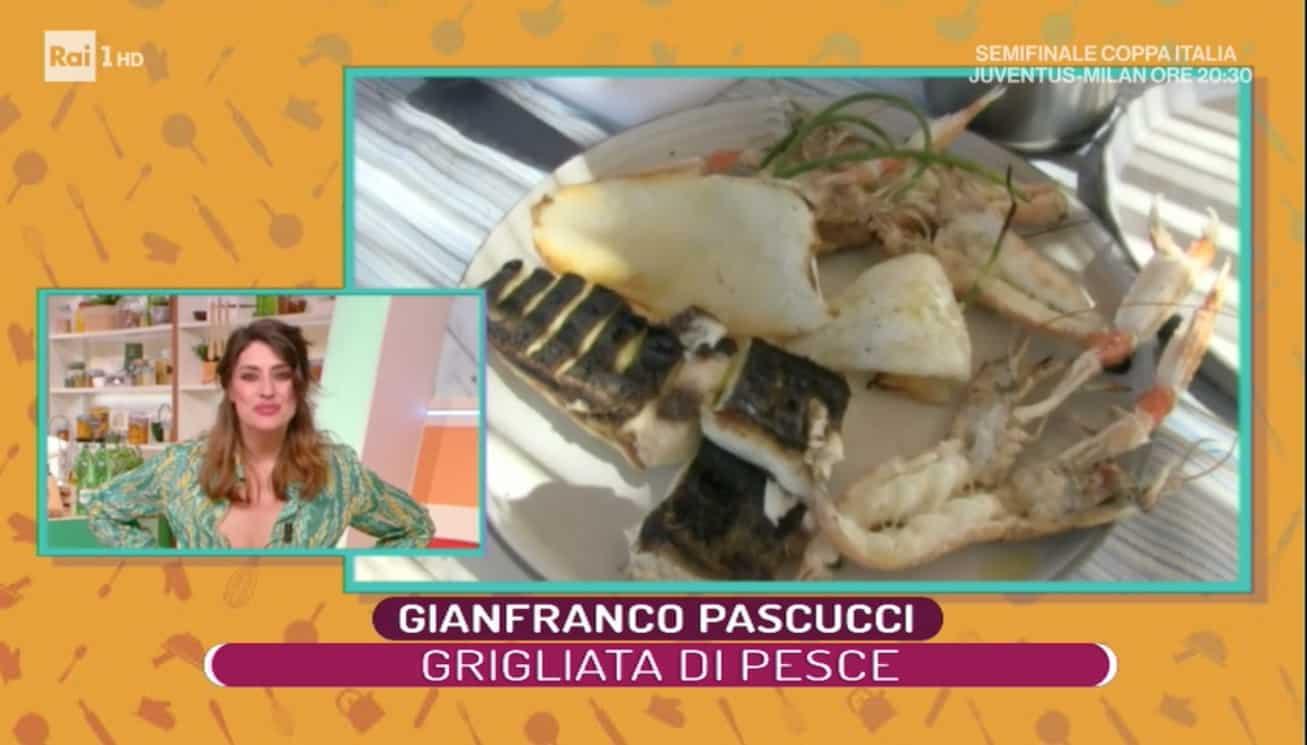 Ricette Pascucci: la grigliata di pesce perfetta