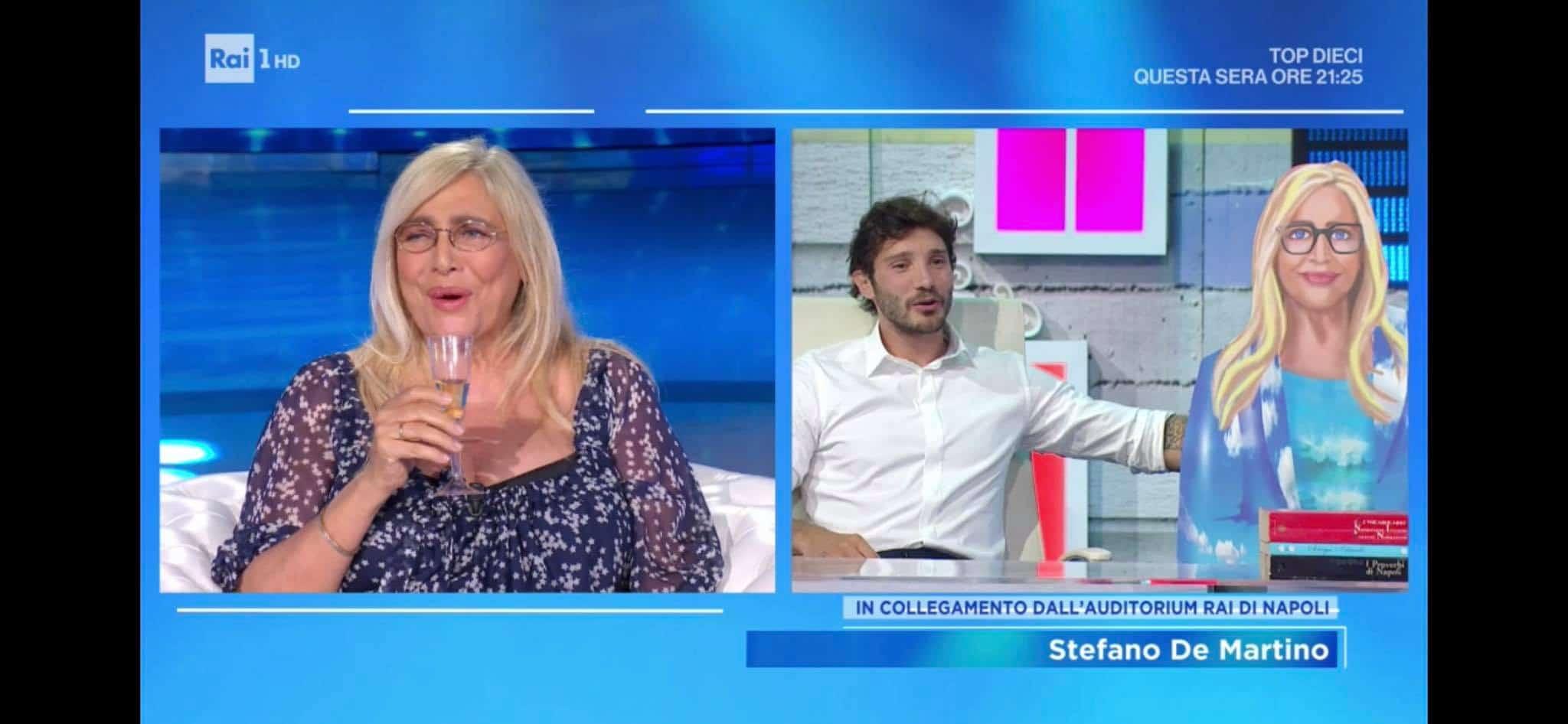 """Nuova stoccata di Mara Venier: """"Odio l'ironia becera di chi dice che il programma va bene per il gesso"""""""