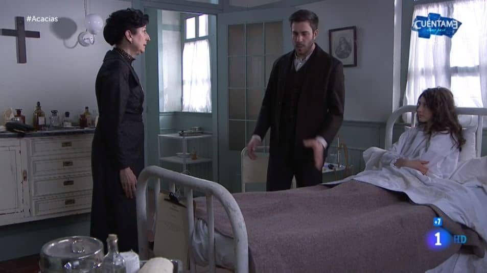 Una vita anticipazioni: nuovo malore per Lucia, di che cosa soffre?
