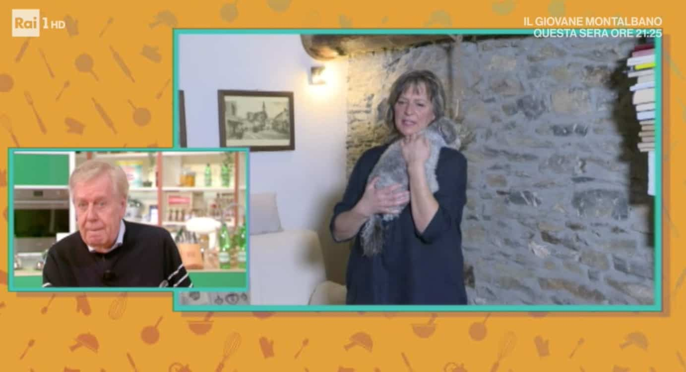 Elisa Isoardi annuncia la chiusura della Prova del cuoco, la mamma preoccupata per il suo futuro (Foto)