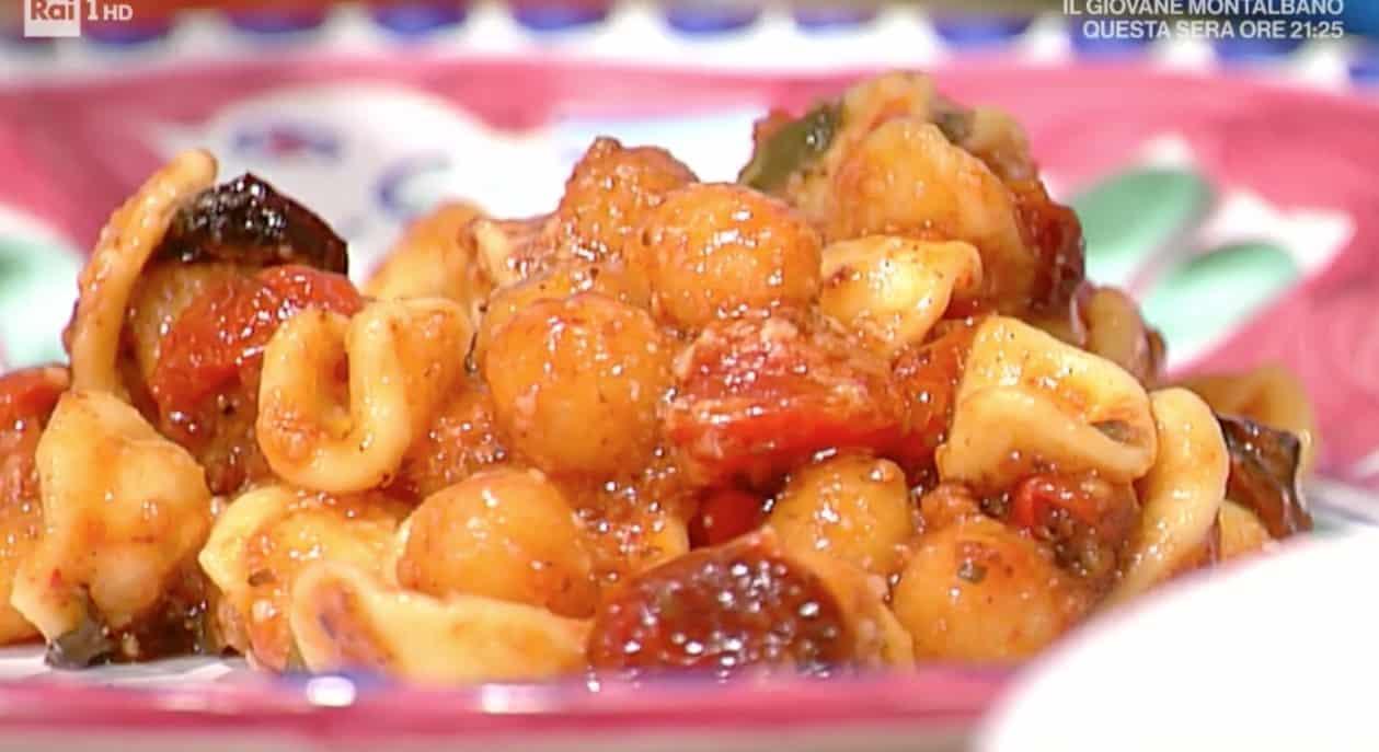 Orecchiette con polpettine e pomodori: ricette La prova del cuoco