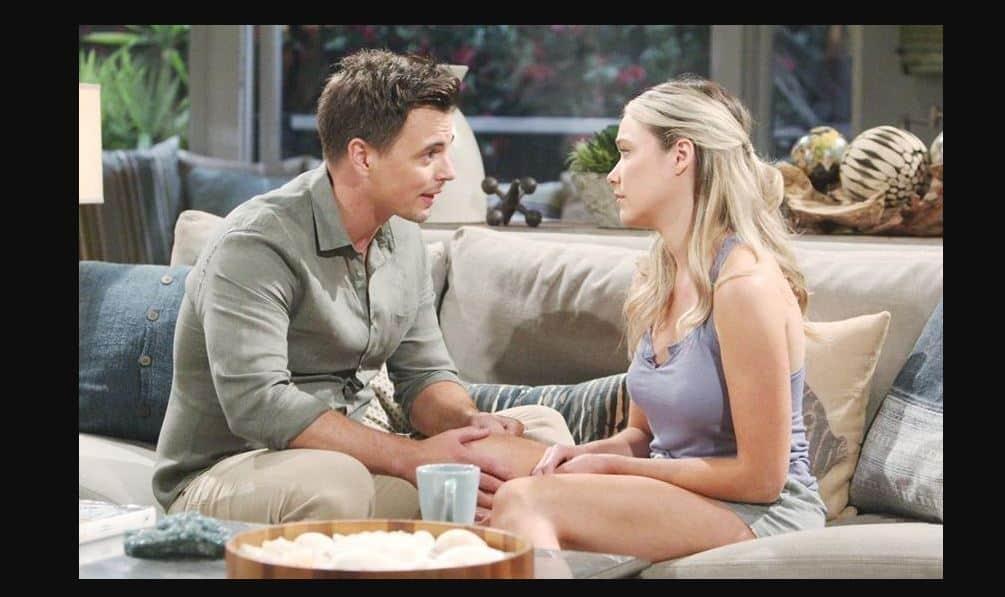 Beautiful anticipazioni: Wyatt scopre che Flo sta mentendo? Hope ha deciso