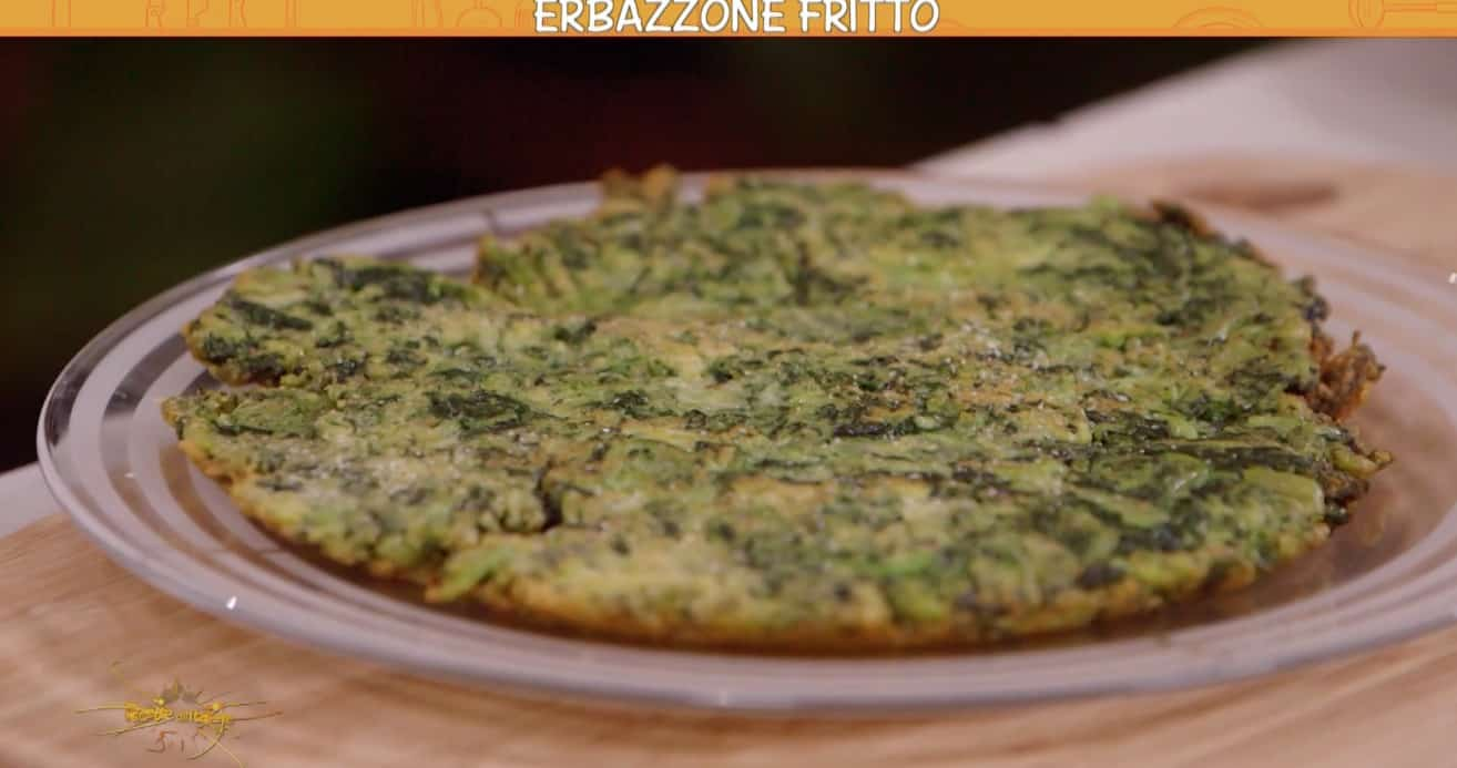 Erbazzone fritto, la ricetta di Anna Moroni per Ricette all'italiana
