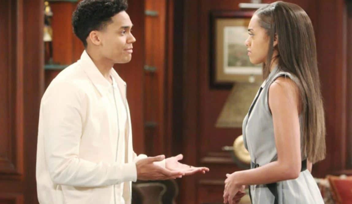 Beautiful anticipazioni: Xander scopre tutto e vuole che Zoe vuoti il sacco