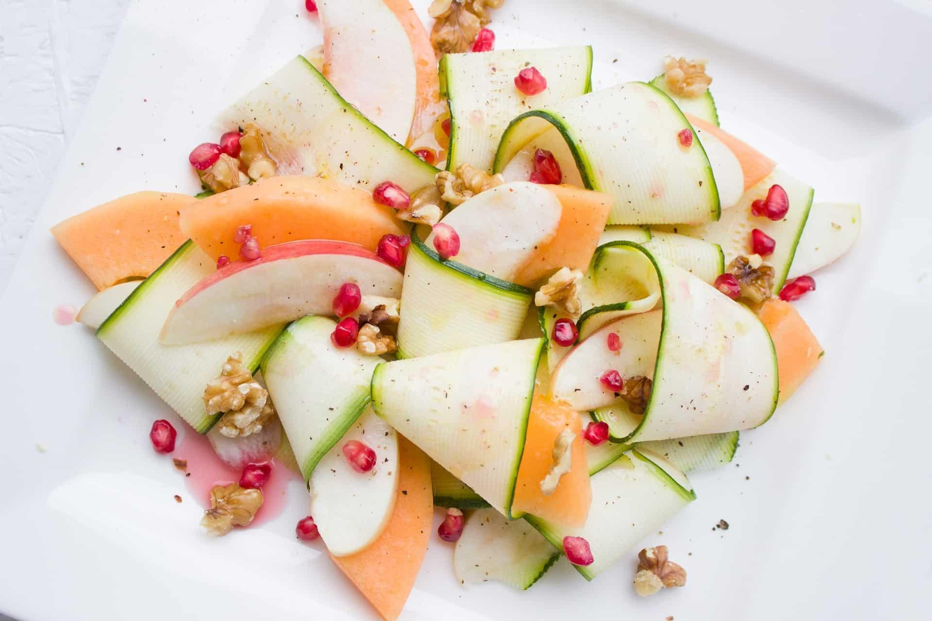 Una ricetta semplicissima per l'estate con il melone: fredda e veloce