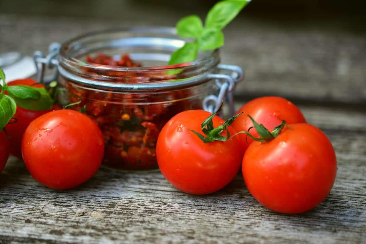 Come fare i pomodori secchi ma senza essiccatore