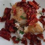 La ricetta del baccalà con i peperoni cruschi
