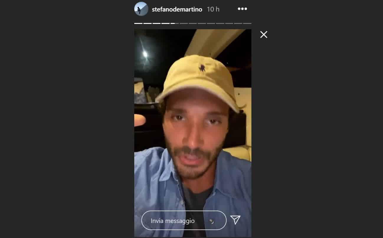 Stefano de Martino ha tradito Belen con Alessia Marcuzzi? Il conduttore nega tutto sui social