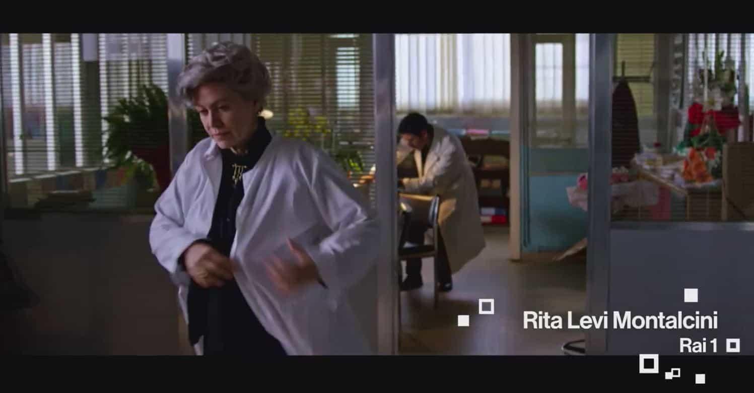 Elena Sofia Ricci è Rita Levi Montalcini per Rai 1: un tv movie per omaggiare il premio Nobel