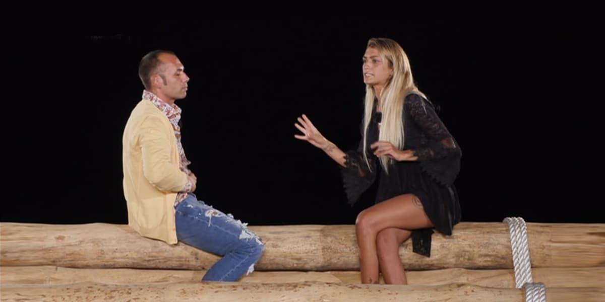 Temptation Island 2020: Ciavy e Valeria al falò, ecco com'è finita