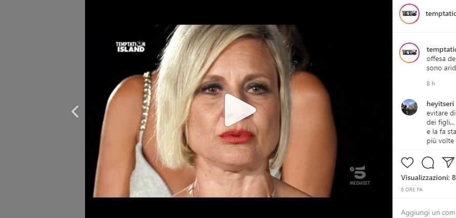 Antonella Elia sconvolta da un video di Pietro a Temptation Island: cosa avrà visto?