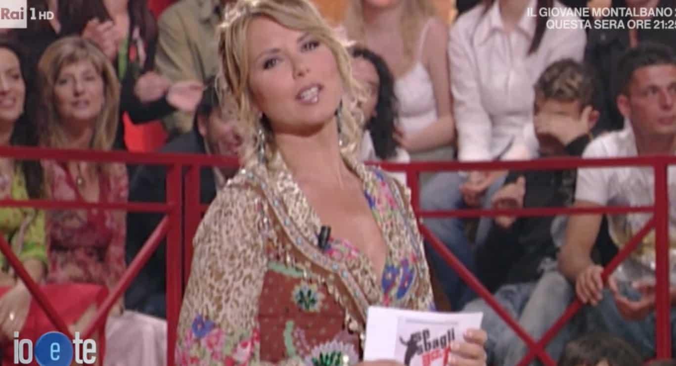 Monica Leofreddi a Io e Te si commuove ma ci chiediamo perché sia fuori dalla tv (Foto)