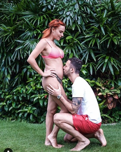 Alessandra Tripoli incinta, a Ballando con le Stelle bebè in arrivo (Foto)