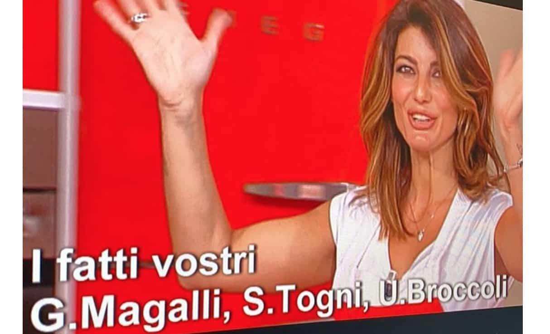 Il marito di Samanta Togni orgoglioso del suo nuovo ruolo in tv: con I Fatti Vostri un anno meraviglioso (Foto)