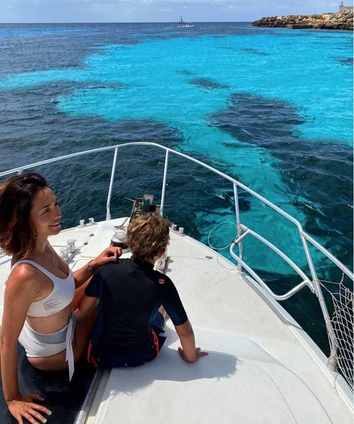 Caterina Balivo al matrimonio della sorella, per questo sono tutti sull'Isola di Favignana (Foto)