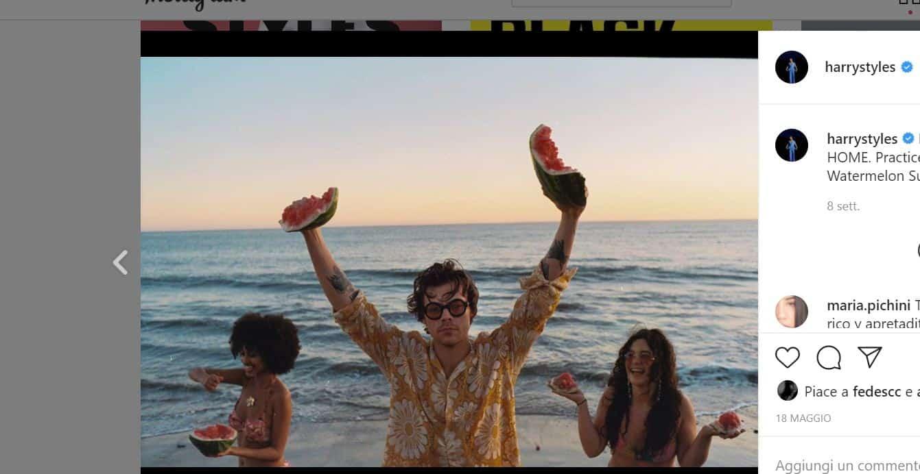 #sorryharry in tendenza dopo quello che è successo in Italia a Harry Styles: i fatti