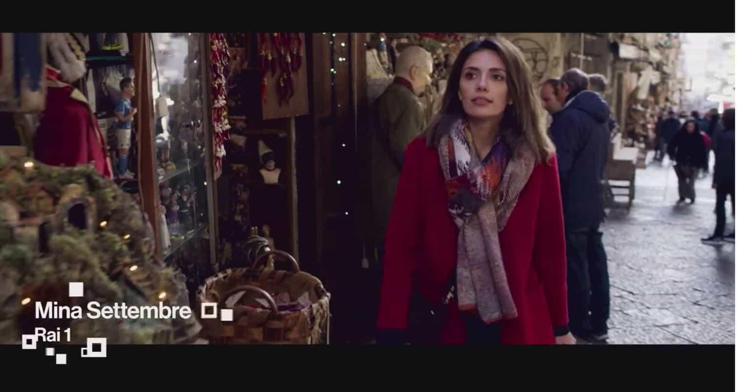 Serena Rossi è Mina Settembre nella nuova fiction di Rai 1