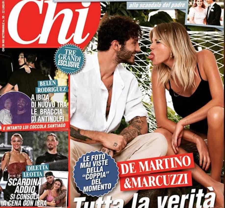 Alessia Marcuzzi e Stefano De Martino, le foto mai viste: tutta la verità su Chi
