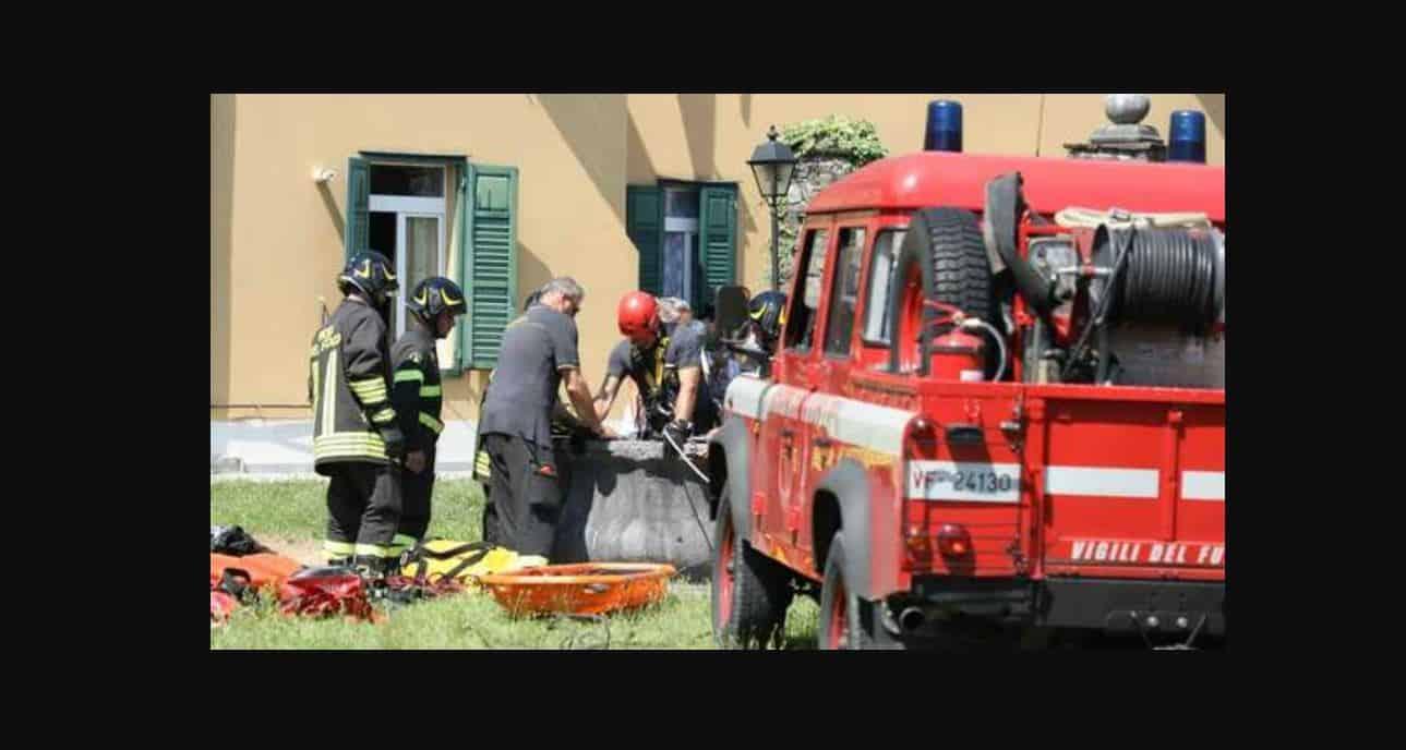 A Gorizia un bambino di 12 anni cade in un pozzo e muore: era in gita