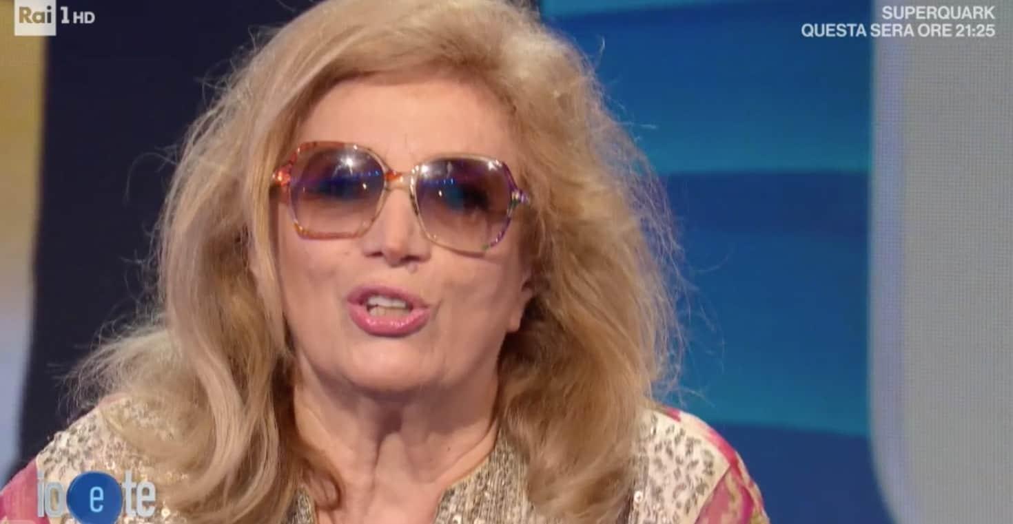 Iva Zanicchi: Diaco svela il periodo difficile che la cantante sta attraversando (Foto)