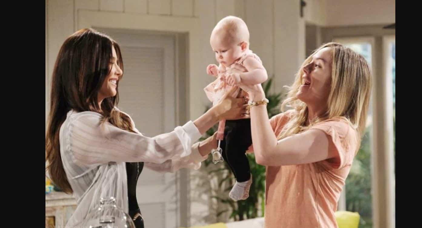 Beautiful anticipazioni: Hope chiama Phoebe Beth, si renderà conto che è davvero lei?