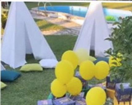 Elena Santarelli festeggia il compleanno del figlio con un party indimenticabile (Foto)