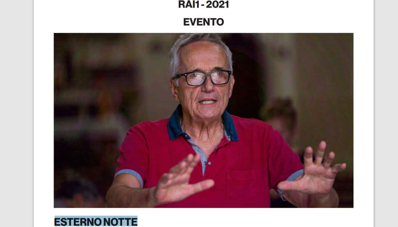 Esterno notte: tre serate evento su Rai 1, la trama della fiction